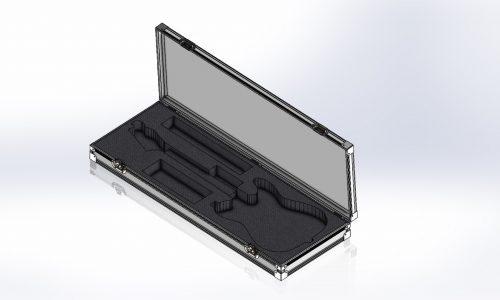 western-cases-skrzynie-transportowe-wkład piankowy