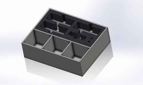 western-cases-skrzynie-transportowe-wkład 3D